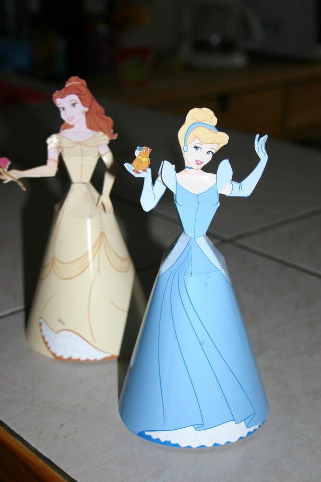D co anniversaire princesse disney - Image de princesse disney ...