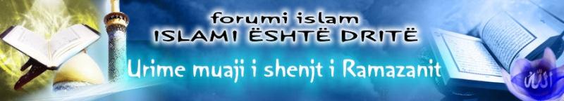 islami është dritë