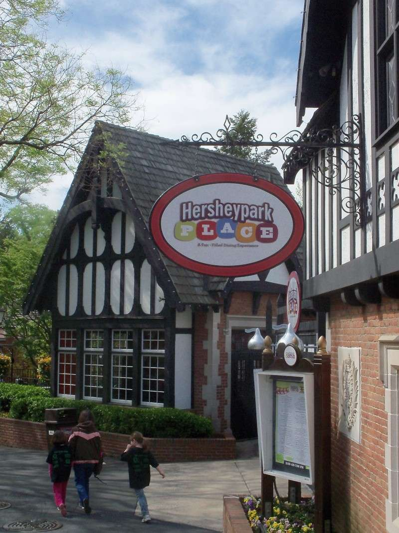 Hershey Park Restaurants Best