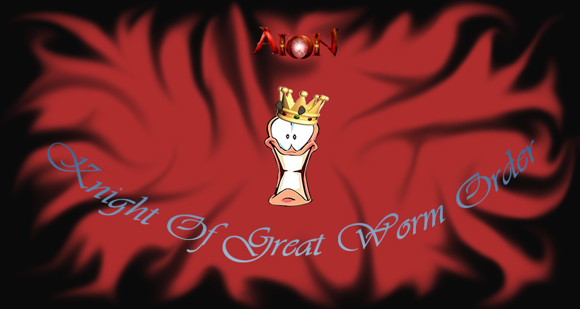 Knight Of The Great Worm Order - Aion