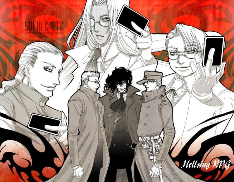The Hellsing RPG Forum