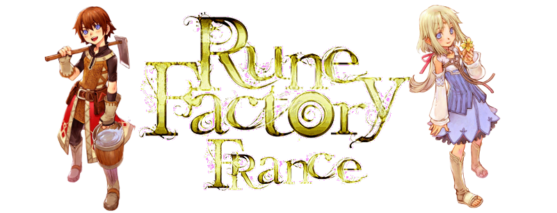 Rune Factory France