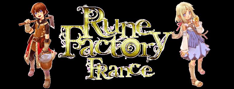 Rune Factory France