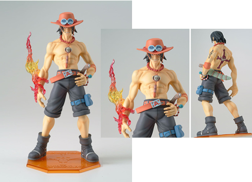 One Piece POP (Portrait of Pirates)