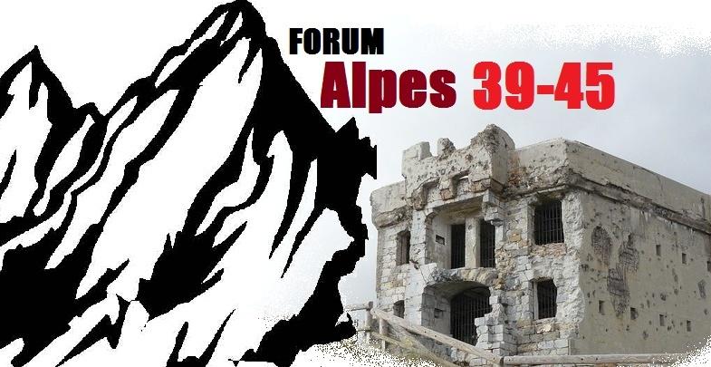 Alpes 39-45
