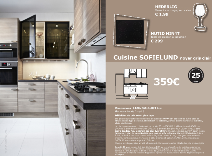 Photo cuisine ikea 2210 messages page 33 - Cuisine ikea faktum abstrakt gris ...