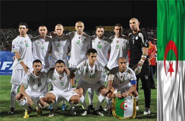 منتدى دعم الفريق الجزائري