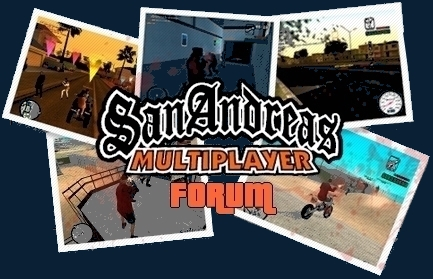 San Andreas Multiplayer - Forum