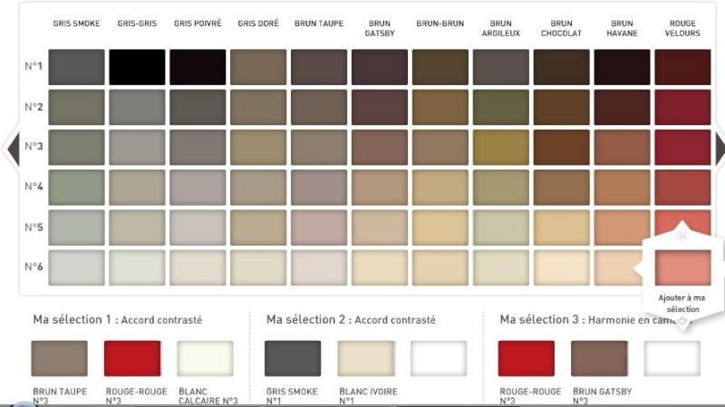 Nuancier de couleur leroy merlin meilleures images d 39 inspiration pour votre design de maison for Peinture levis nuancier