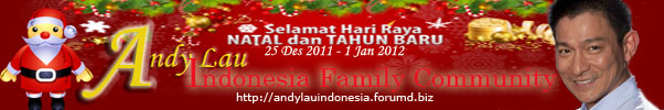 Andy Lau Indonesia Family Community
