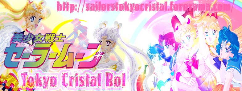 Sailor Moon - Tokyo Cristal Rol