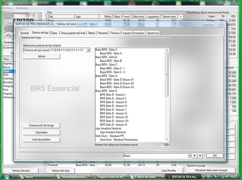 BR5 Essencial [Patch FM11 V.9]