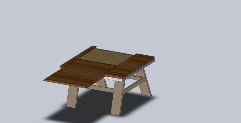 table de sciage page 2. Black Bedroom Furniture Sets. Home Design Ideas