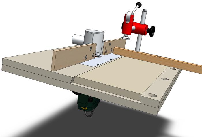 Un chariot format maison page 4 - Plan pour fabriquer table forestiere ...