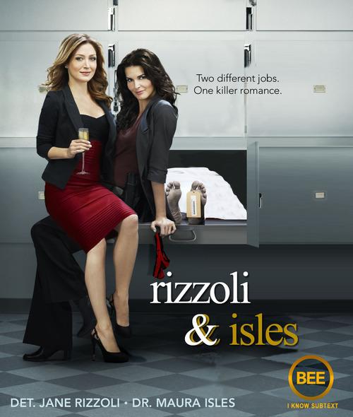 Rizzoli and isles lesbians