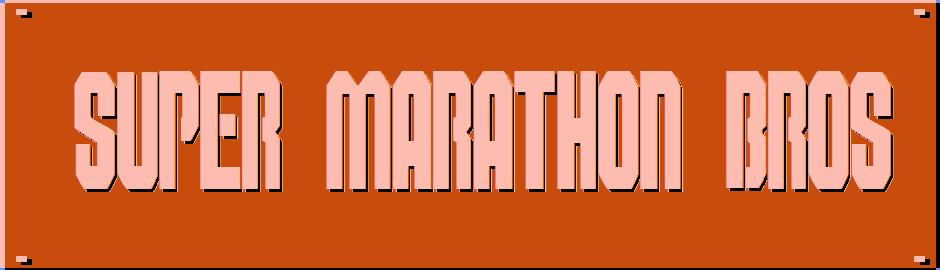 Super Marathon Brothers!