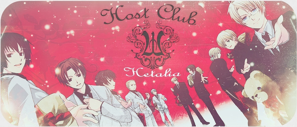 Hetarol~Hetalia Host Club
