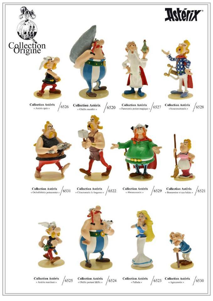 Les personnages d 39 asterix et obelix - Personnage asterix et obelix ...