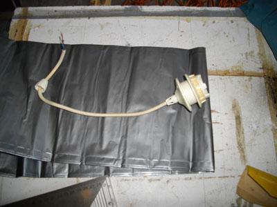 faire un r flecteur pour ampoule co pas ch re. Black Bedroom Furniture Sets. Home Design Ideas