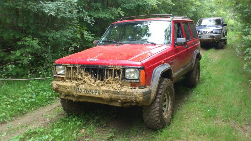 encore une nouvelle jeep nantes