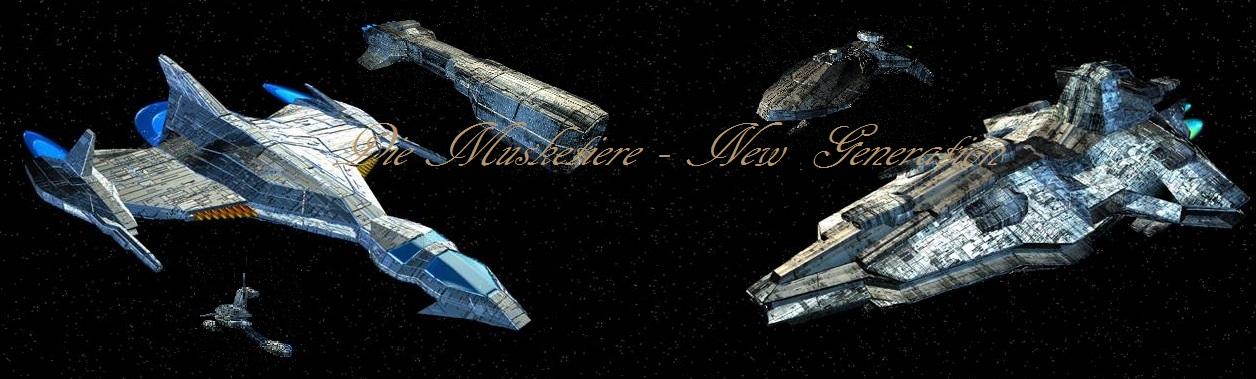 Die Musketiere - New Generation