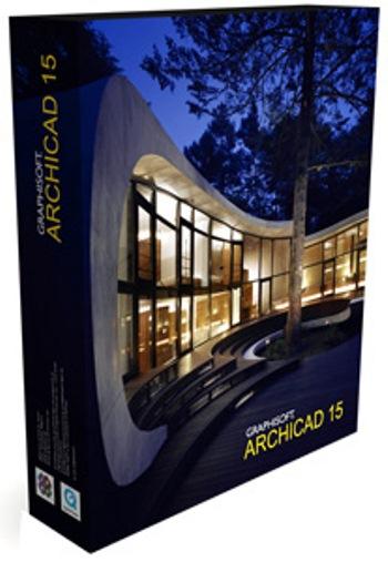 ArchiCAD 15 MAC FR