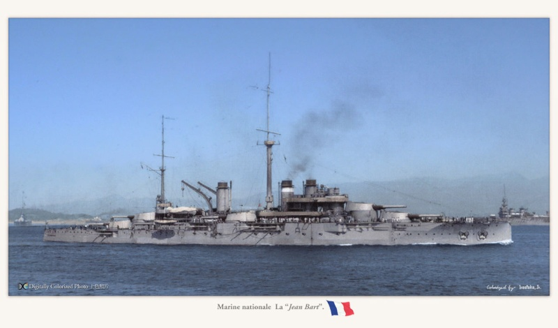 Battleship Jean bart ww1