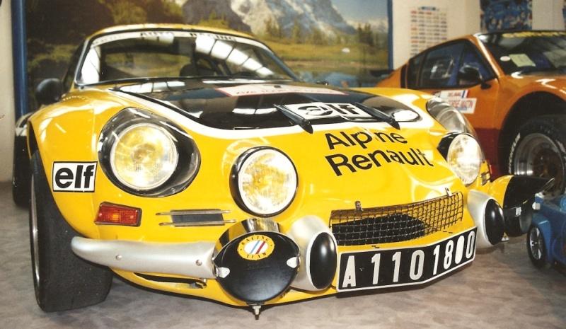 Alpine auto racing orthez pyr n es atlantiques for Garage alpine orthez