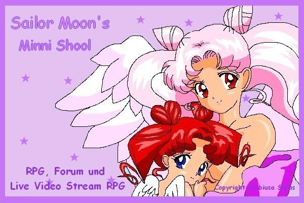 Sailor Moon's Minni Shool