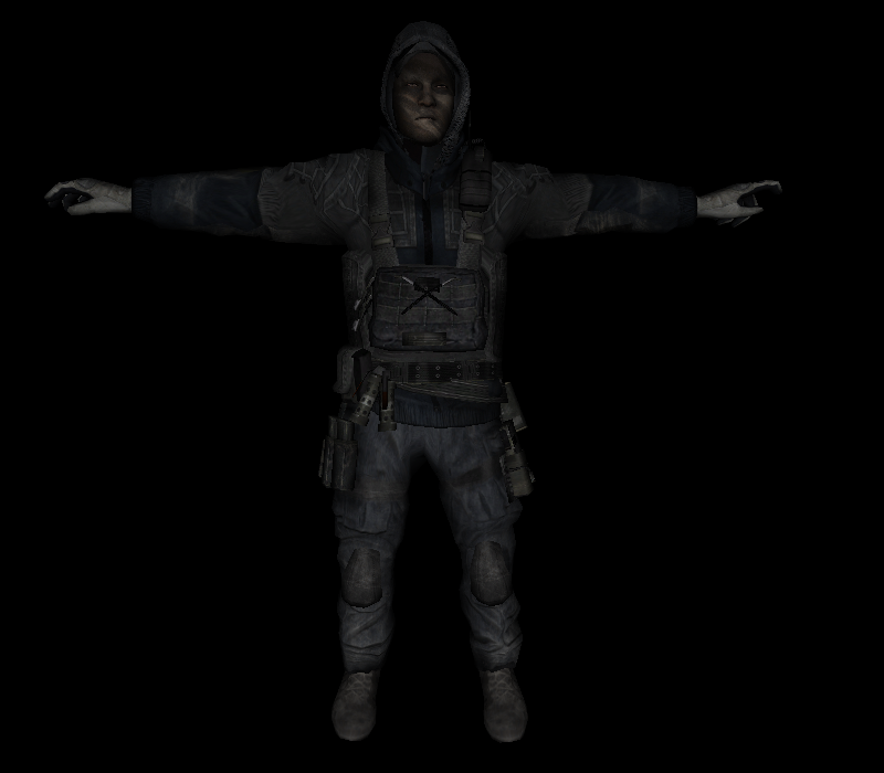 Modern Warfare 3 Weapon Models and More - Developers