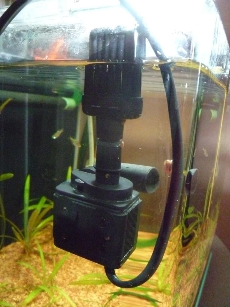 Fabrication d 39 un aspirateur de surface for Aspirateur aquarium