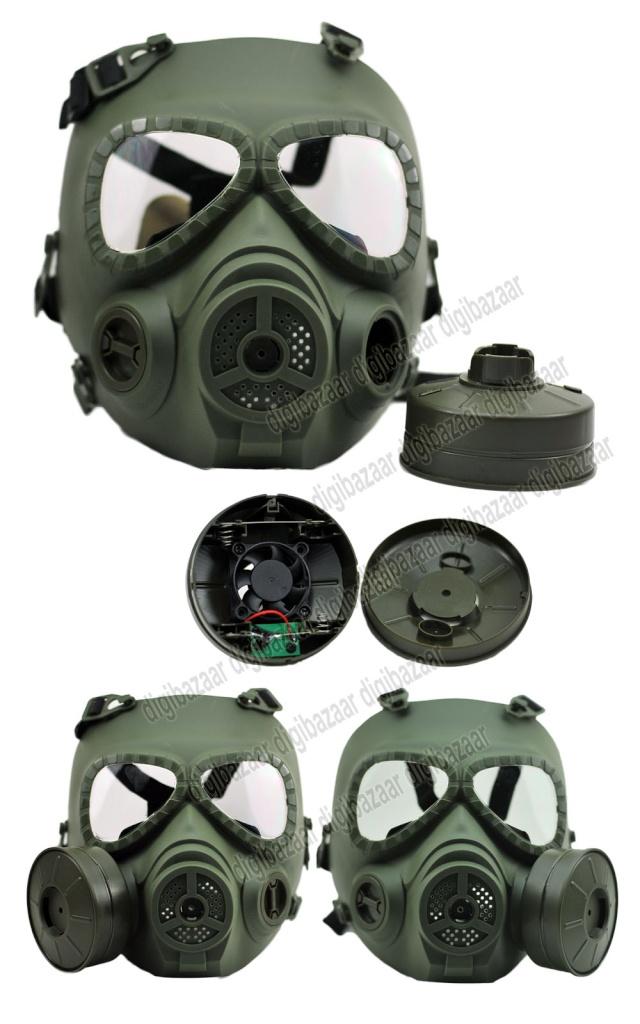 masque a gaz avec vitrage r sistant 350 fps. Black Bedroom Furniture Sets. Home Design Ideas