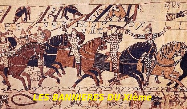 Les Bannières du XIème