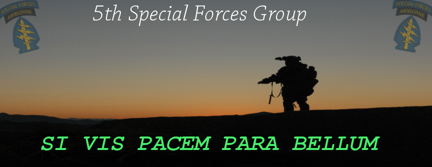 5th Special Forces Group