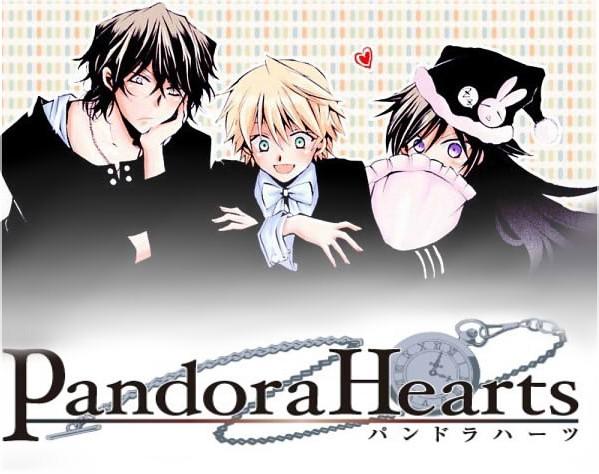 Forum de pandora hearts