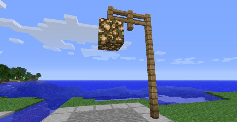 lampadaires minecraft un lampadaire automatique tuto minecraft plugins lampadaire ides cltures bukkit france forums - Lampadaire Minecraft