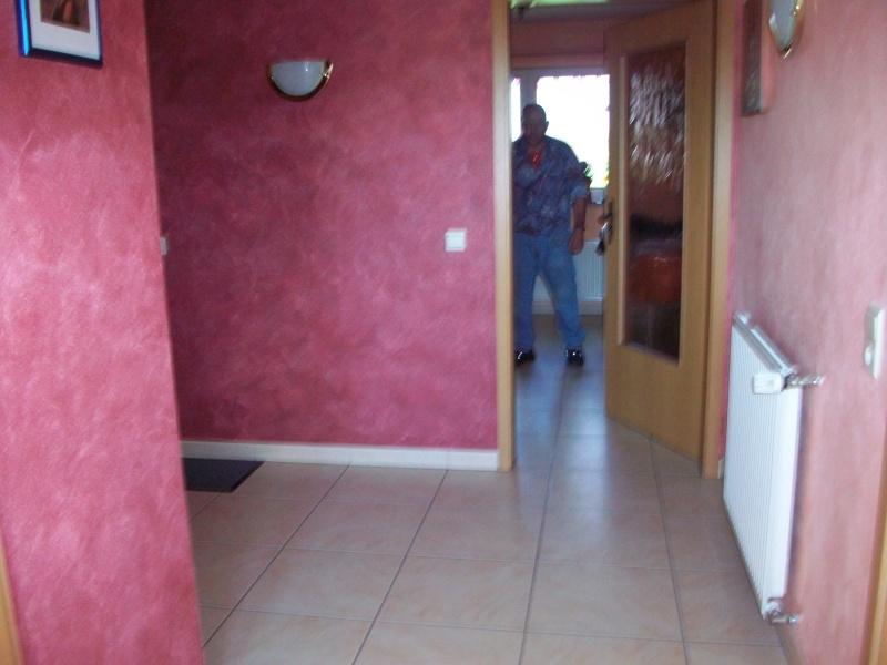 Help disposition couleur dans couloir - Couloir couleur lin ...