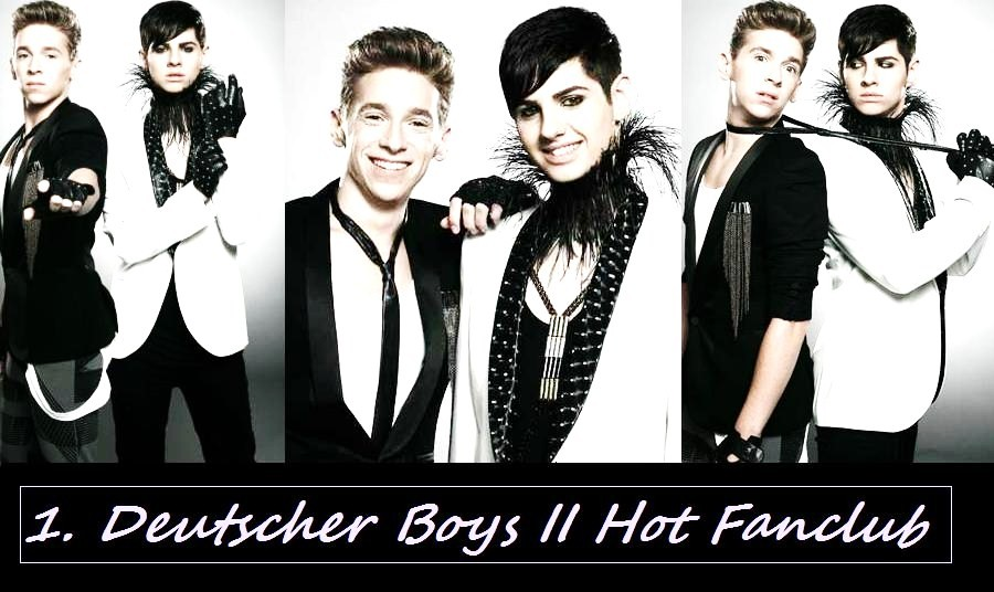 1st German Boys II Hot Fan Club