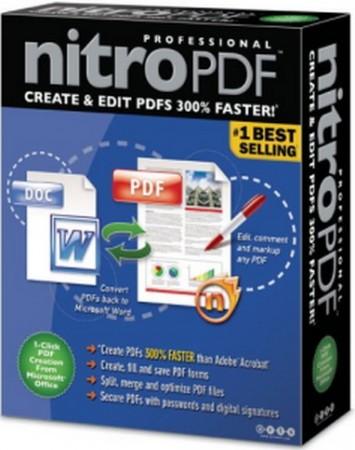 تحميل برنامج Nitro PDF Professional v7.4.1.8