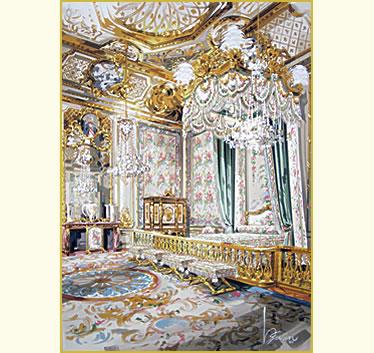 Versailles la chambre de la reine page 4 for Chambre de la reine