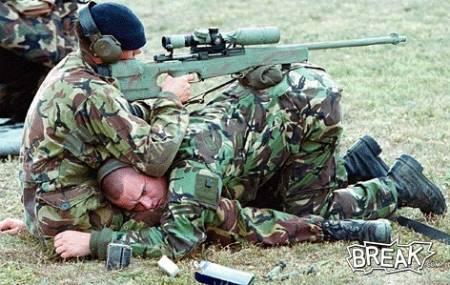 Moderne Sniper ArméE FrançAise TO26   Jornalagora EH-29