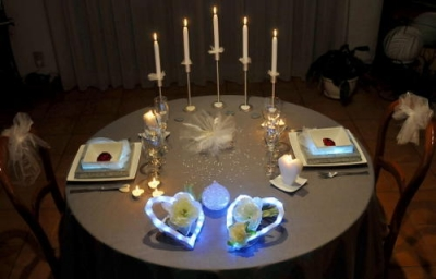 D Co Table Saint Valentin