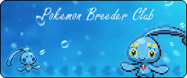 Pokemon Breeder Club
