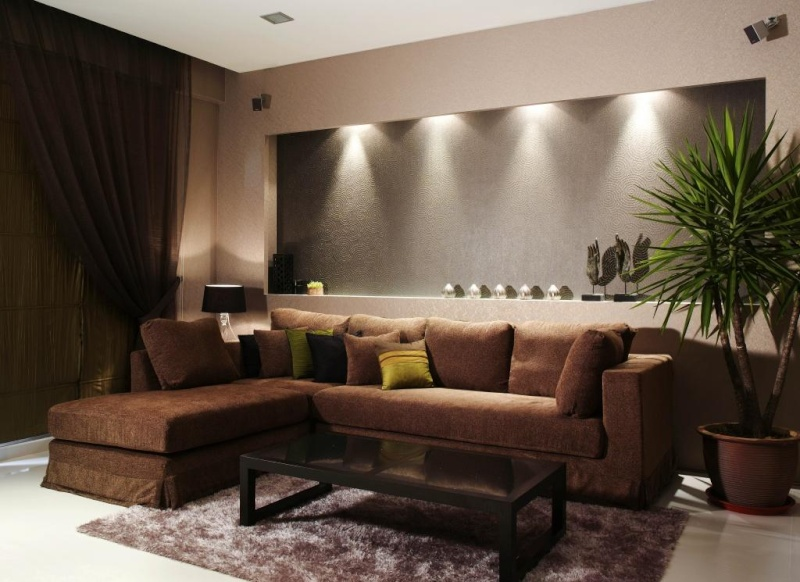 Couleur salon manque d 39 inspiration for Salon chaleureux moderne