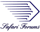 Safari Forums