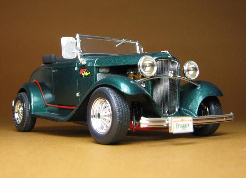 ford hot rod 1932 monogram 1 24 modelcarforum. Black Bedroom Furniture Sets. Home Design Ideas