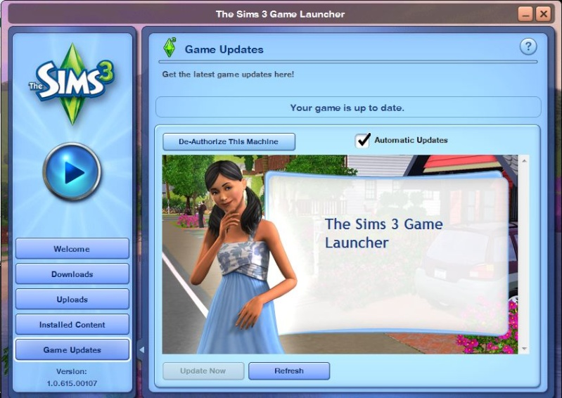 ea sims 3 manager